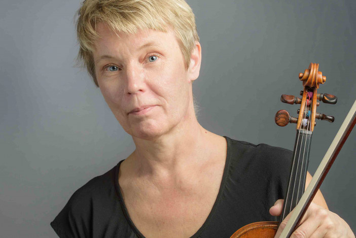 Kristina Lignell. Foto: Bo Söderström.