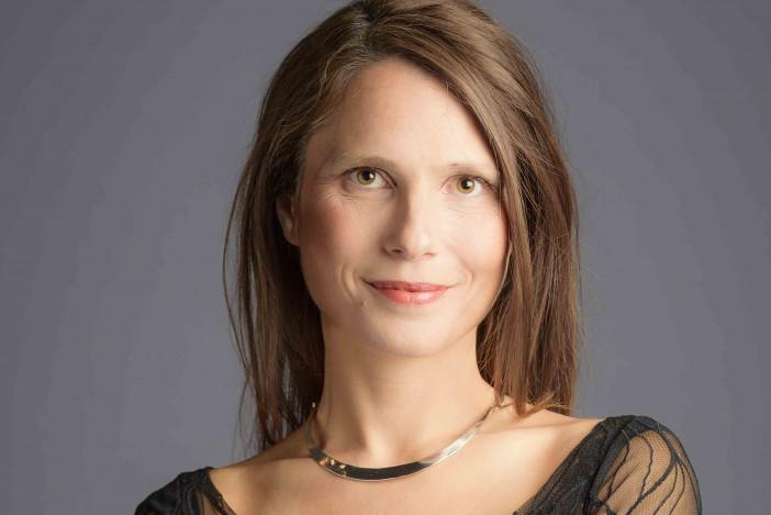 Johanna Sjunnesson. Foto: Bo Söderström.