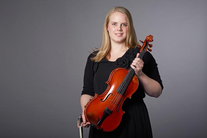 Linnea Nyman. Foto: Thomas Carlgren