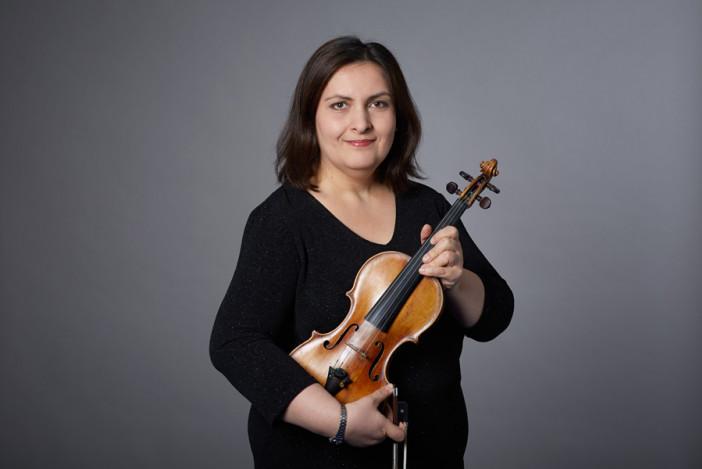 Stanka Simeonova. Foto: Thomas Carlgren