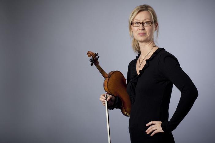 Eva Jonsson. Foto: Thomas Carlgren