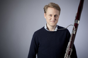 Fredrik Ekdahl. Foto: Thomas Carlgren
