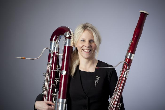 Katarina Agnas. Foto: Thomas Carlgren