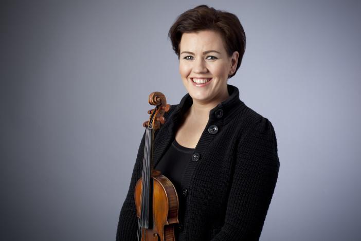 Saara Nisonen Öman. Foto: Thomas Carlgren