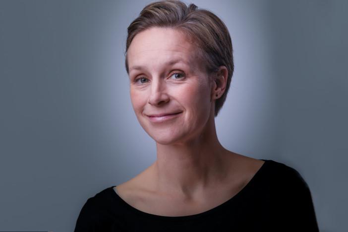 Karin Eriksson. Foto: Bo Söderström.
