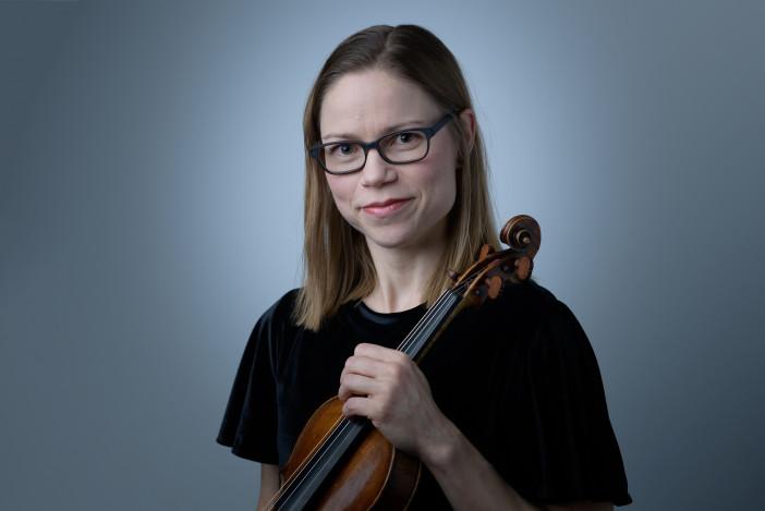 Hanna Matell. Foto: Bo Söderström.